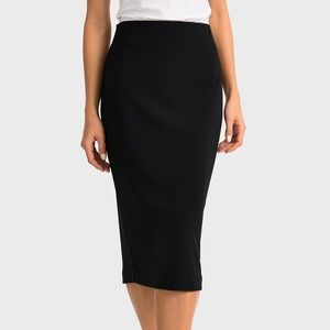 Joseph Ribkoff Midi Pencil Skirt Size 18